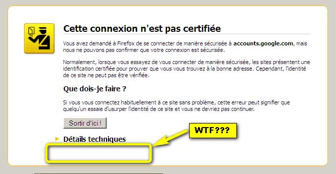 probleme icone bureau