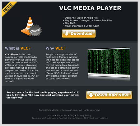 aeb1dd00e6bb1c Allez, d un coup d œil rapide comme ça, lequel de ces sites est le site  officiel de VLC