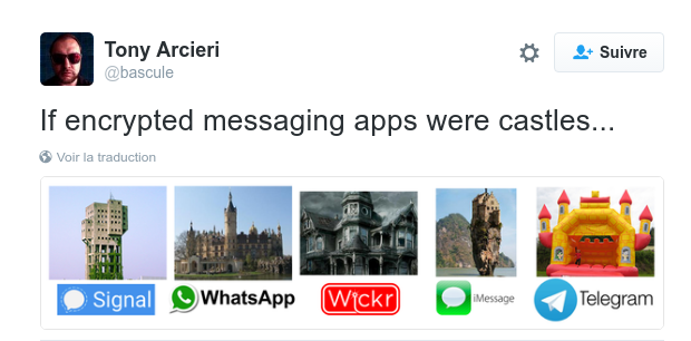 InstantMessagingCastle
