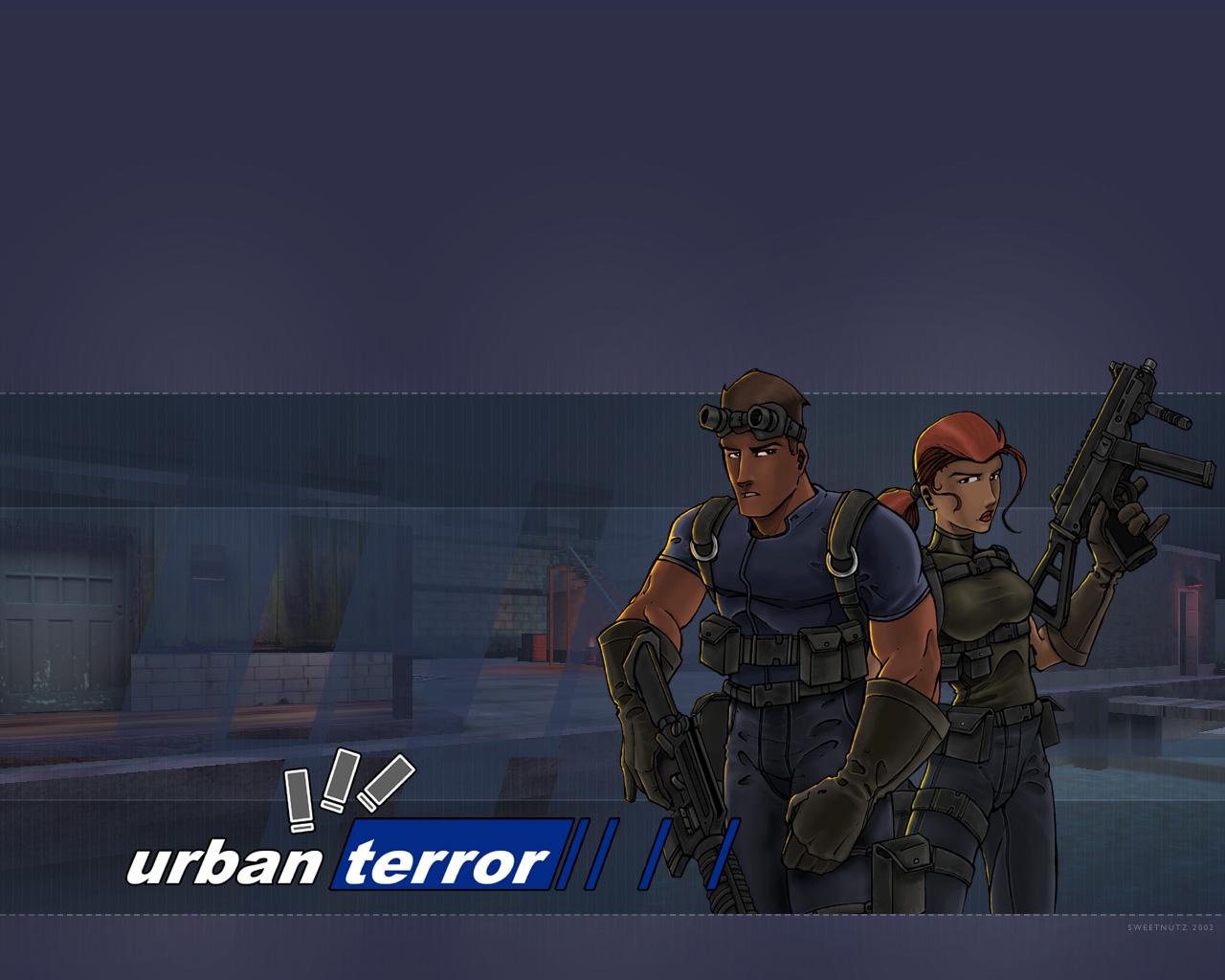 wallhack aimbot urban terror