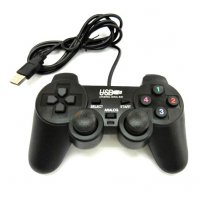 Manette de jeu filaire (imitation de manette Playstation)